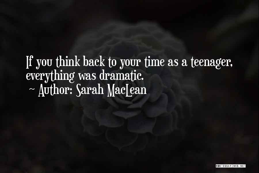Sarah MacLean Quotes 159125