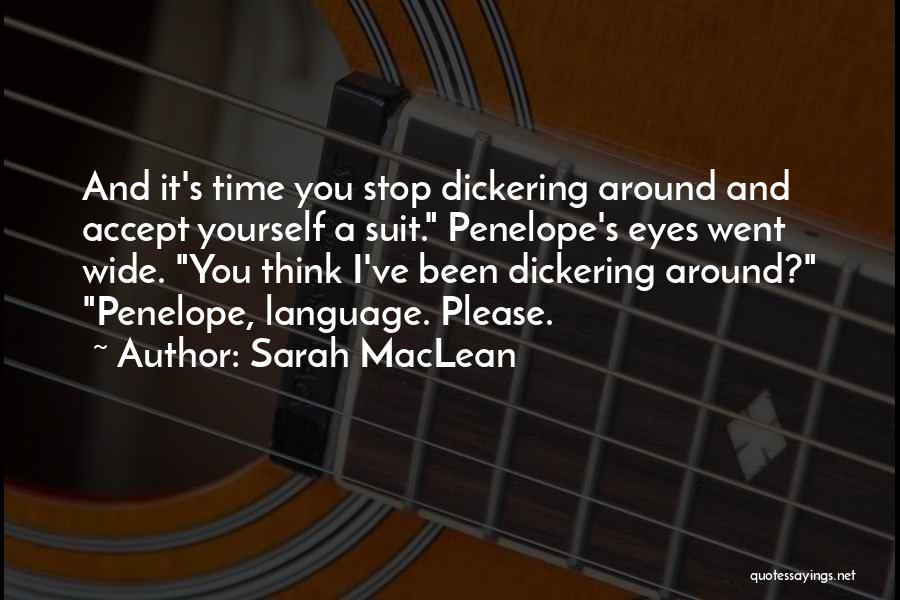 Sarah MacLean Quotes 1609567