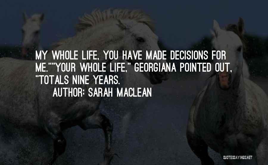 Sarah MacLean Quotes 1759153