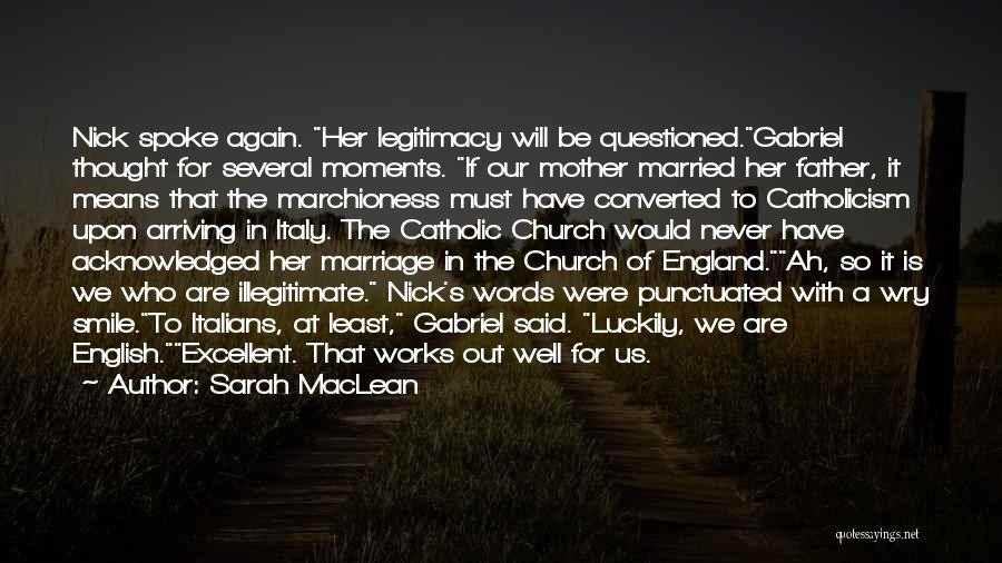 Sarah MacLean Quotes 1837051