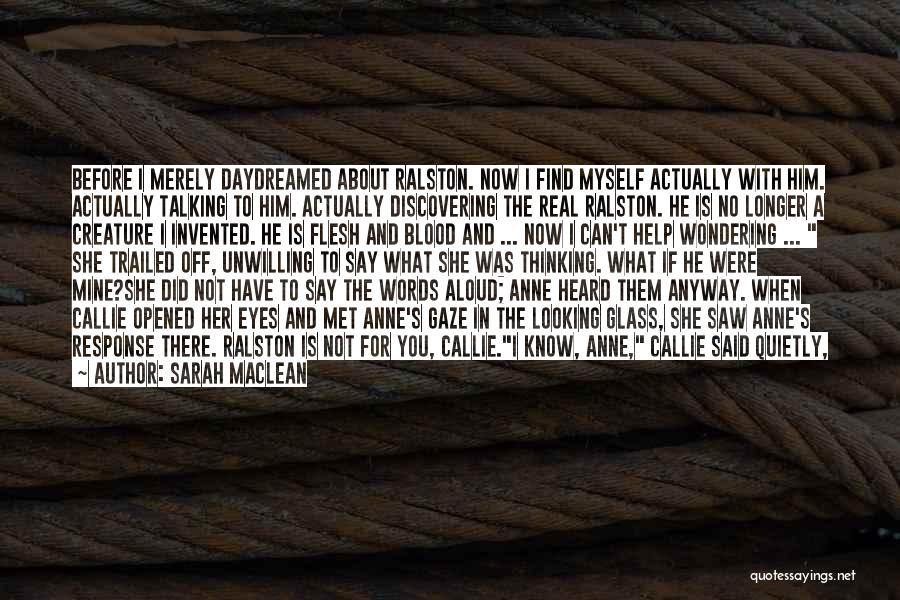 Sarah MacLean Quotes 1948137