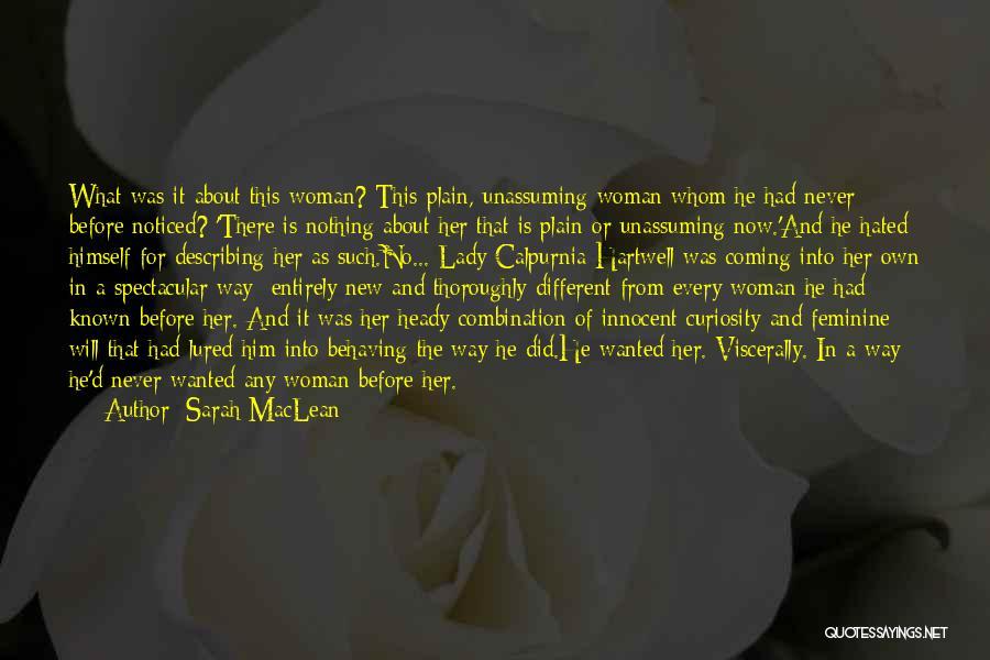 Sarah MacLean Quotes 1986702