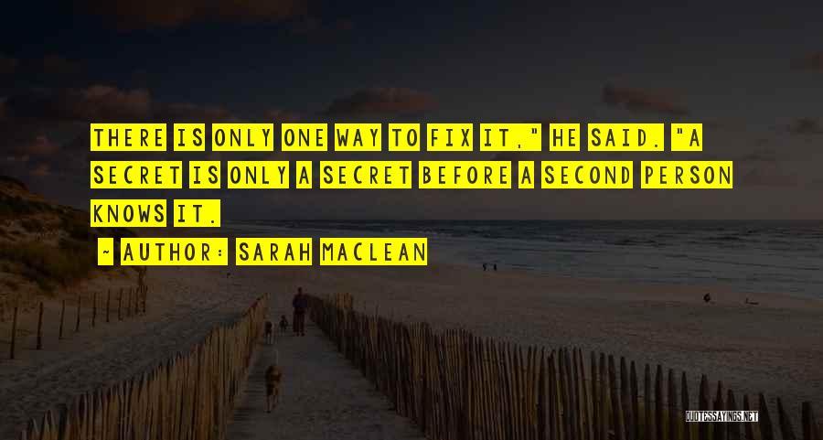 Sarah MacLean Quotes 2116422