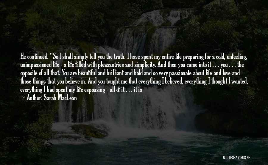 Sarah MacLean Quotes 385213