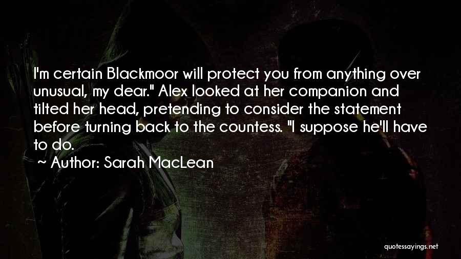 Sarah MacLean Quotes 659117