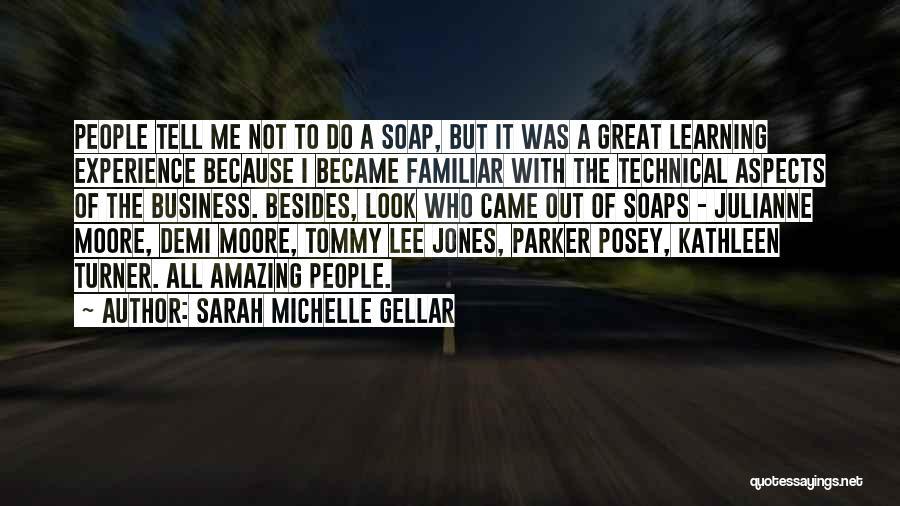Sarah Michelle Gellar Quotes 1304160
