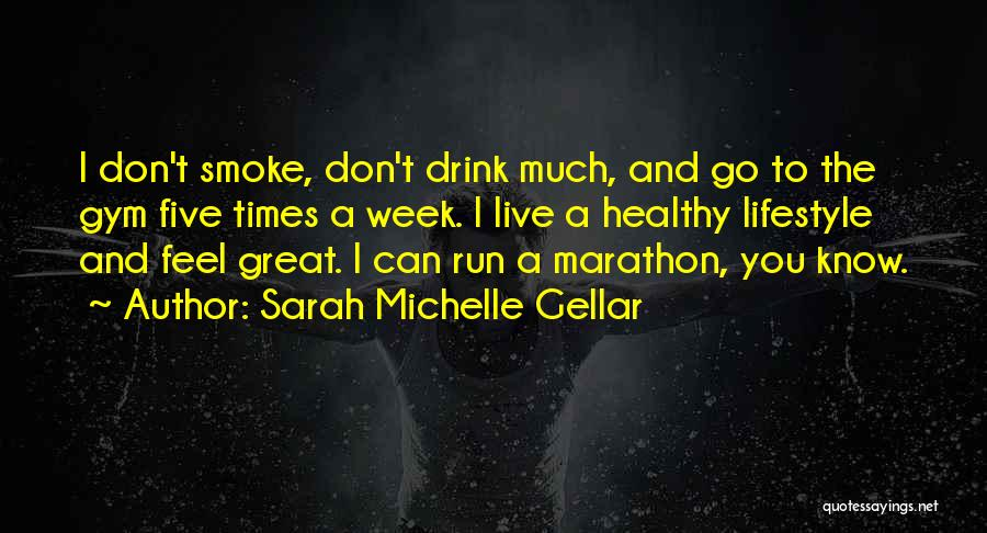 Sarah Michelle Gellar Quotes 1407303