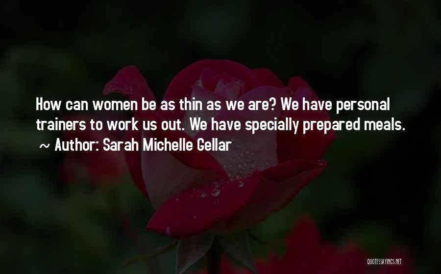 Sarah Michelle Gellar Quotes 1615218