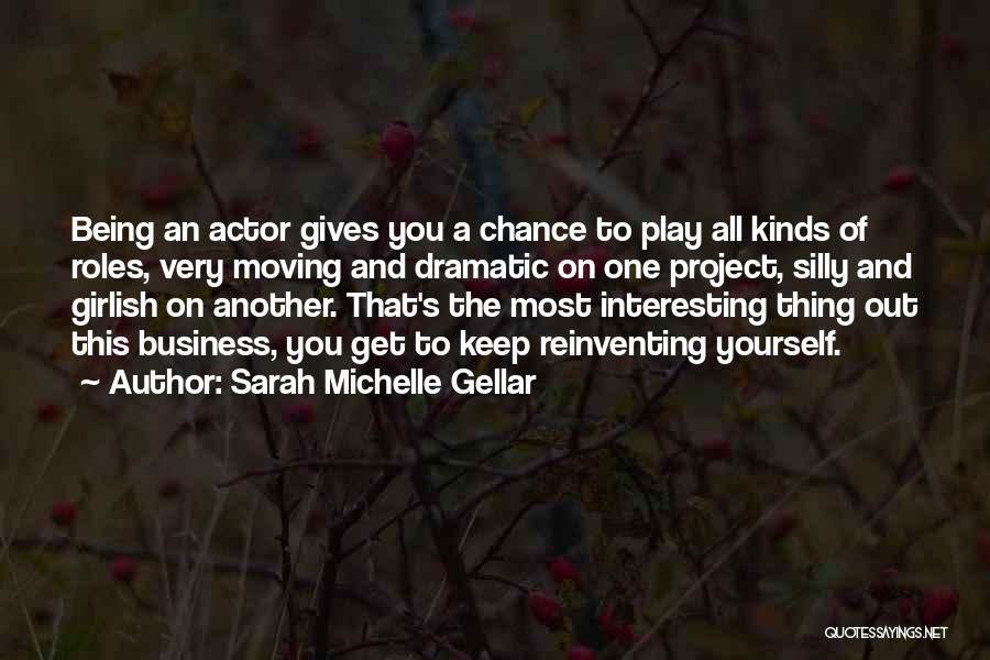 Sarah Michelle Gellar Quotes 2091414
