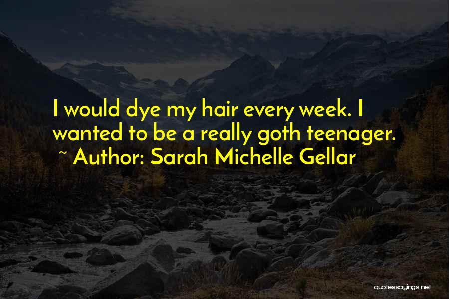 Sarah Michelle Gellar Quotes 2095217