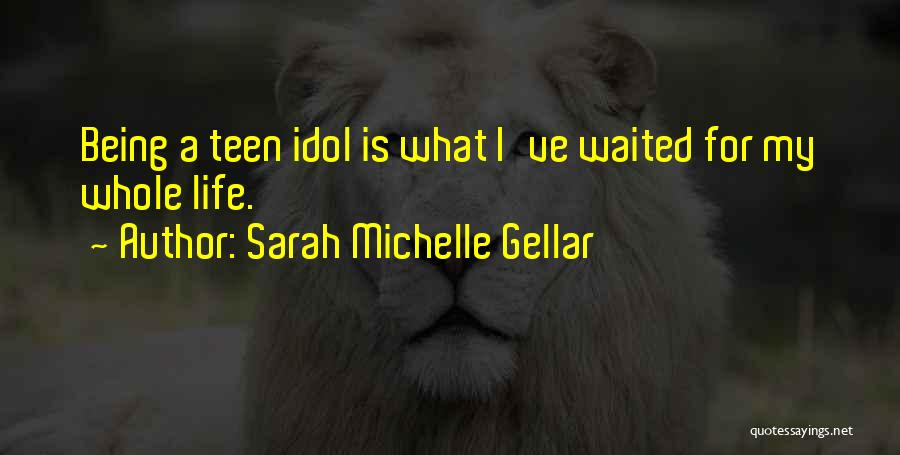 Sarah Michelle Gellar Quotes 2161213
