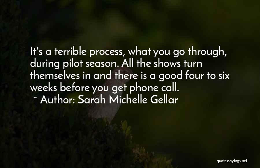 Sarah Michelle Gellar Quotes 378058