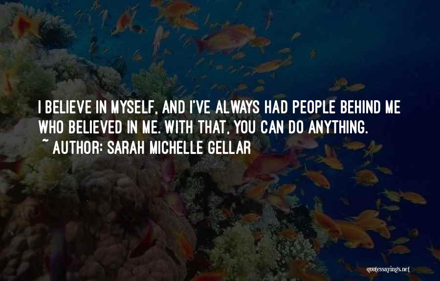 Sarah Michelle Gellar Quotes 413394