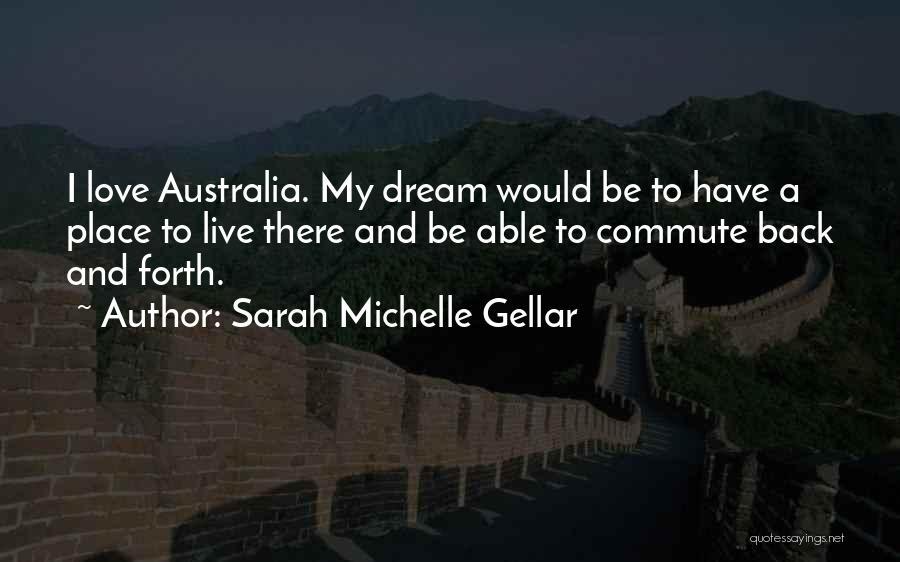 Sarah Michelle Gellar Quotes 939780