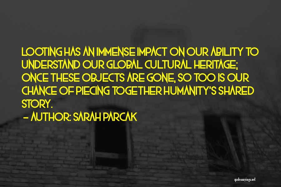 Sarah Parcak Quotes 1031096