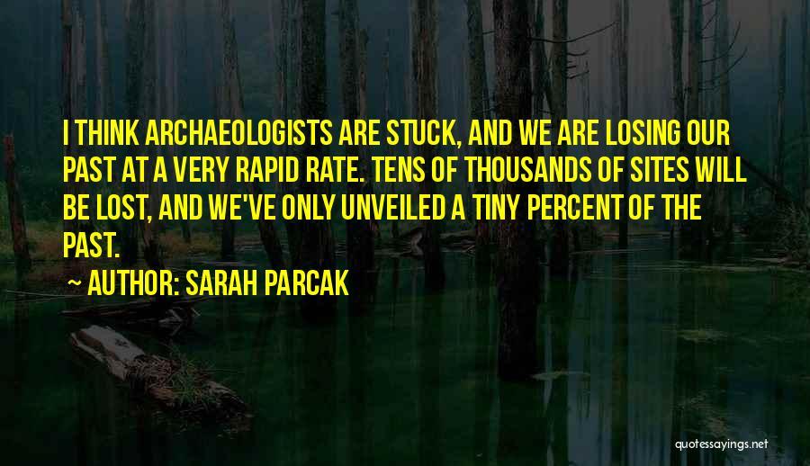 Sarah Parcak Quotes 1295378