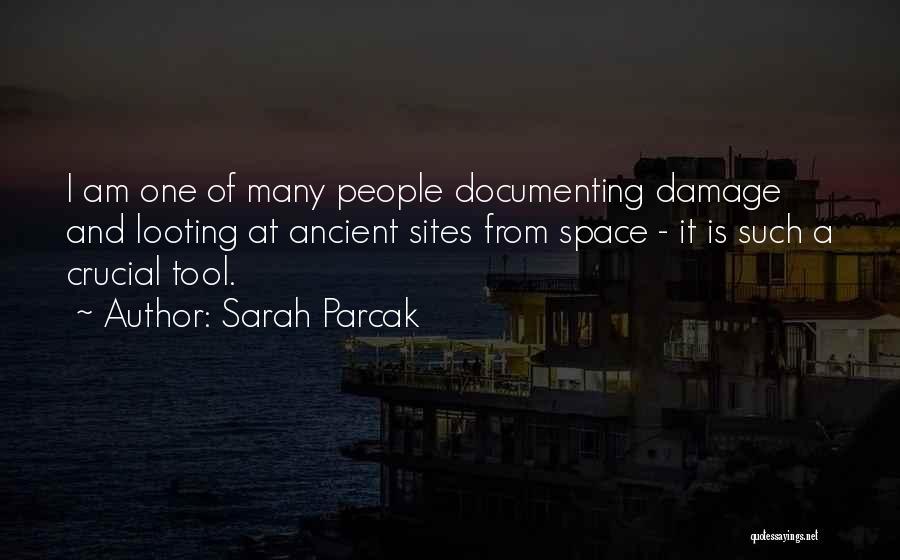 Sarah Parcak Quotes 1341323