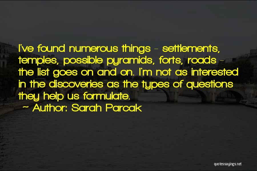 Sarah Parcak Quotes 1391608