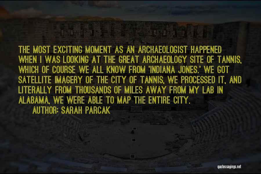 Sarah Parcak Quotes 1558058