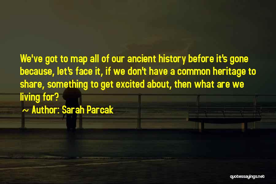 Sarah Parcak Quotes 1581068