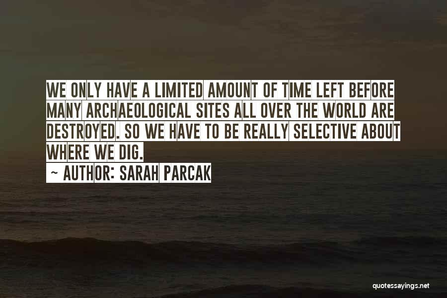 Sarah Parcak Quotes 1602501