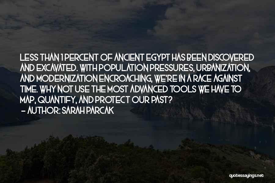 Sarah Parcak Quotes 1643815