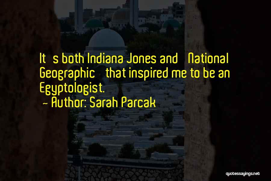 Sarah Parcak Quotes 1654734