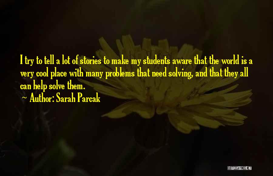 Sarah Parcak Quotes 2091640