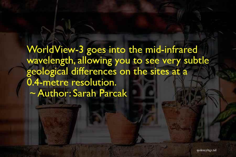 Sarah Parcak Quotes 2116548