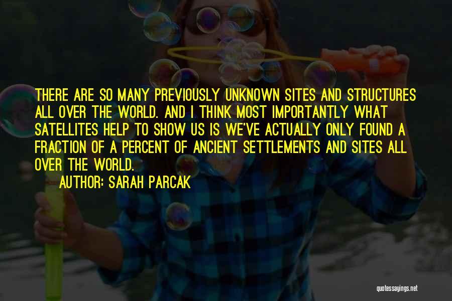 Sarah Parcak Quotes 636860