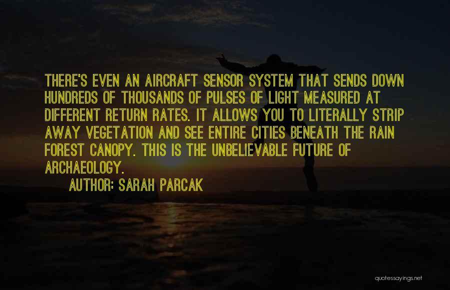 Sarah Parcak Quotes 722122