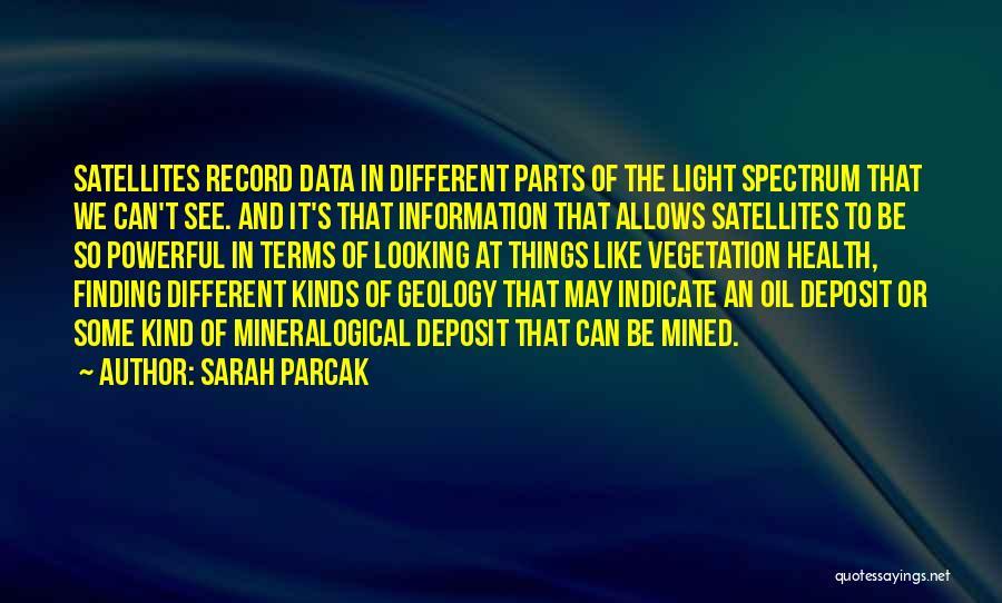 Sarah Parcak Quotes 880540