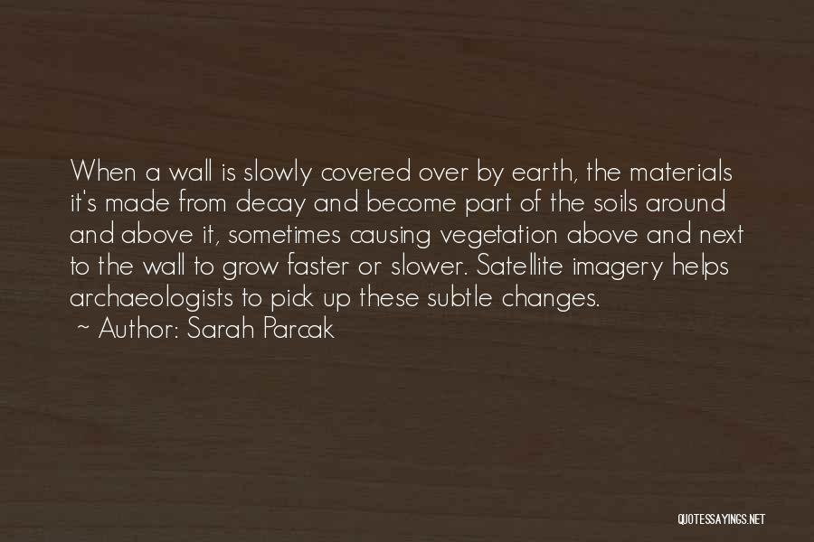 Sarah Parcak Quotes 894409