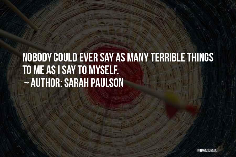 Sarah Paulson Quotes 1245775