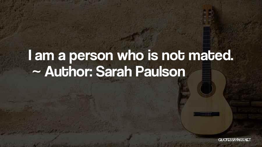 Sarah Paulson Quotes 1280963