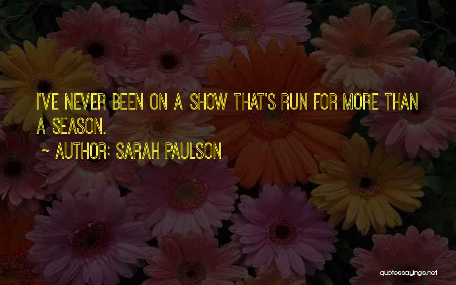 Sarah Paulson Quotes 1550966