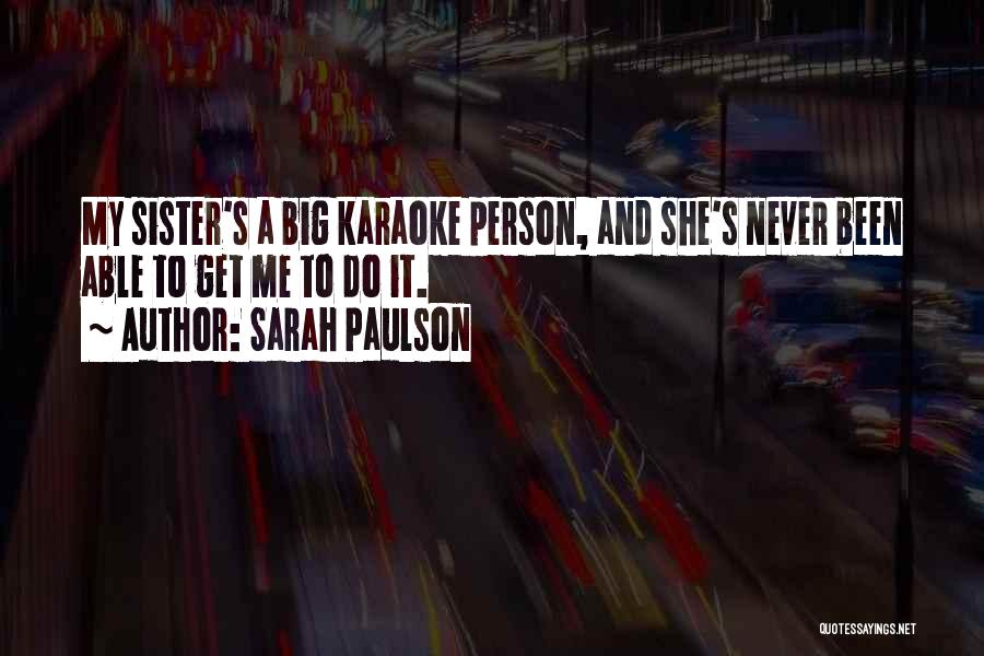 Sarah Paulson Quotes 1791595