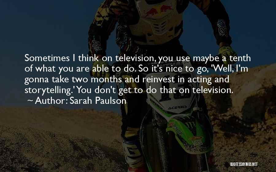 Sarah Paulson Quotes 1942911