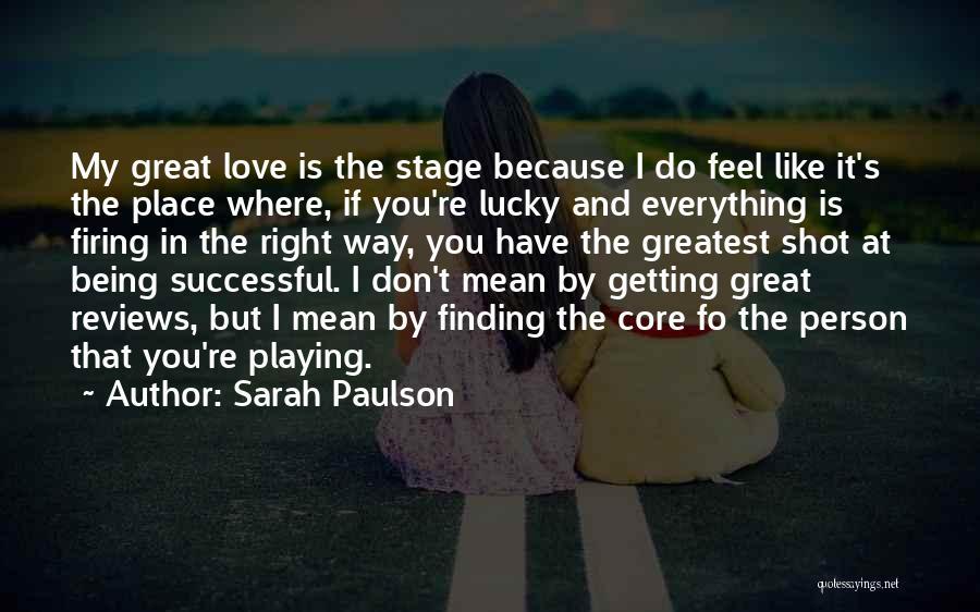 Sarah Paulson Quotes 421601