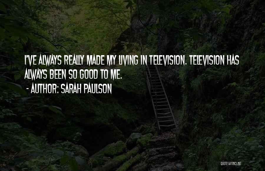 Sarah Paulson Quotes 436383