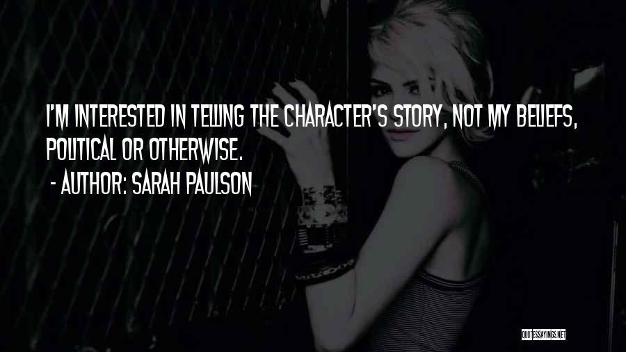 Sarah Paulson Quotes 99021