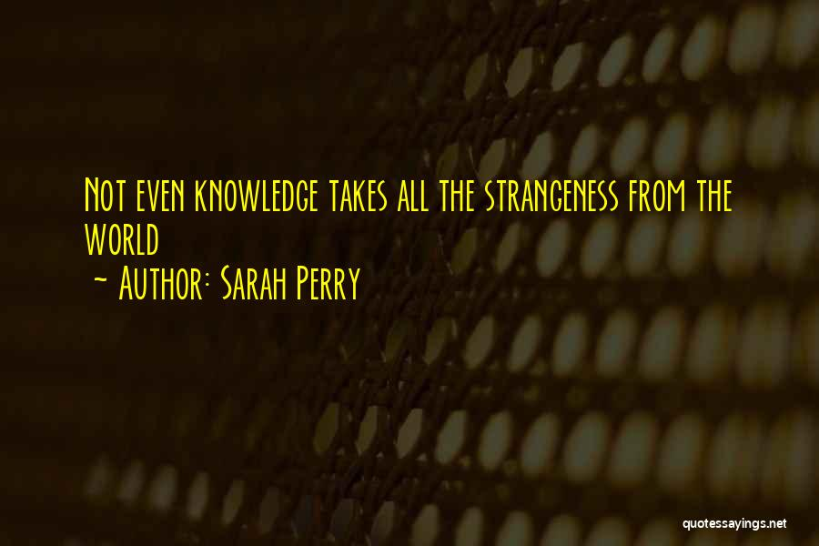 Sarah Perry Quotes 2187243