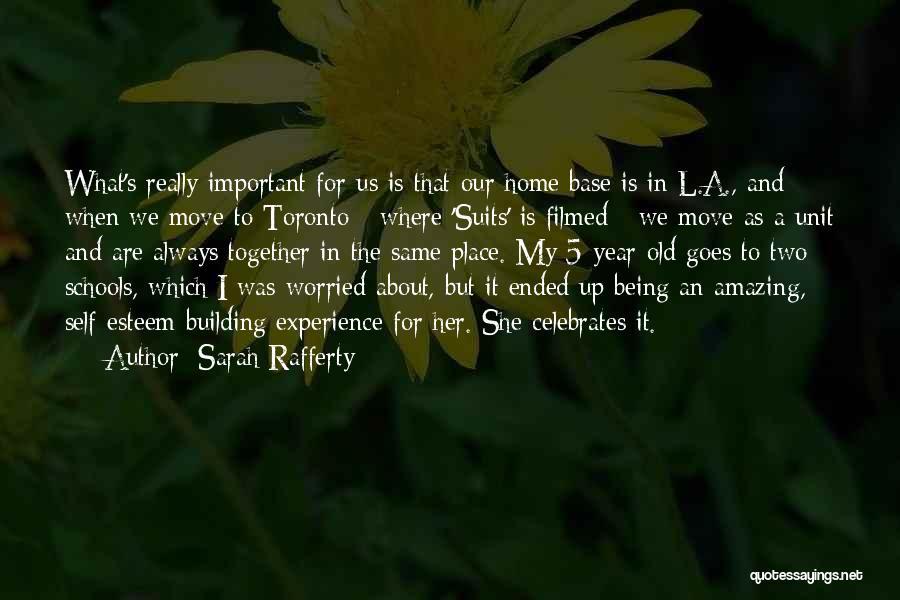 Sarah Rafferty Quotes 588783