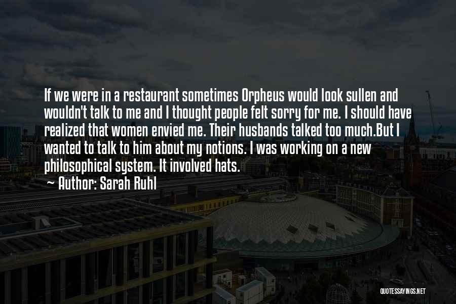Sarah Ruhl Quotes 1407324