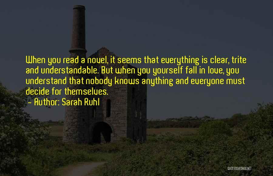 Sarah Ruhl Quotes 1544341
