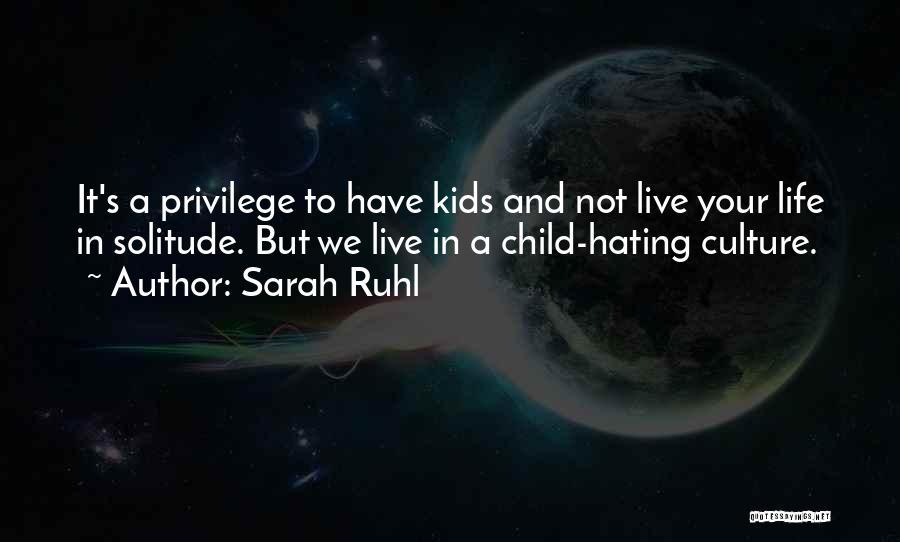 Sarah Ruhl Quotes 1546556