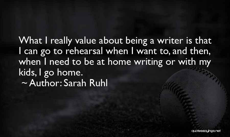 Sarah Ruhl Quotes 1560848