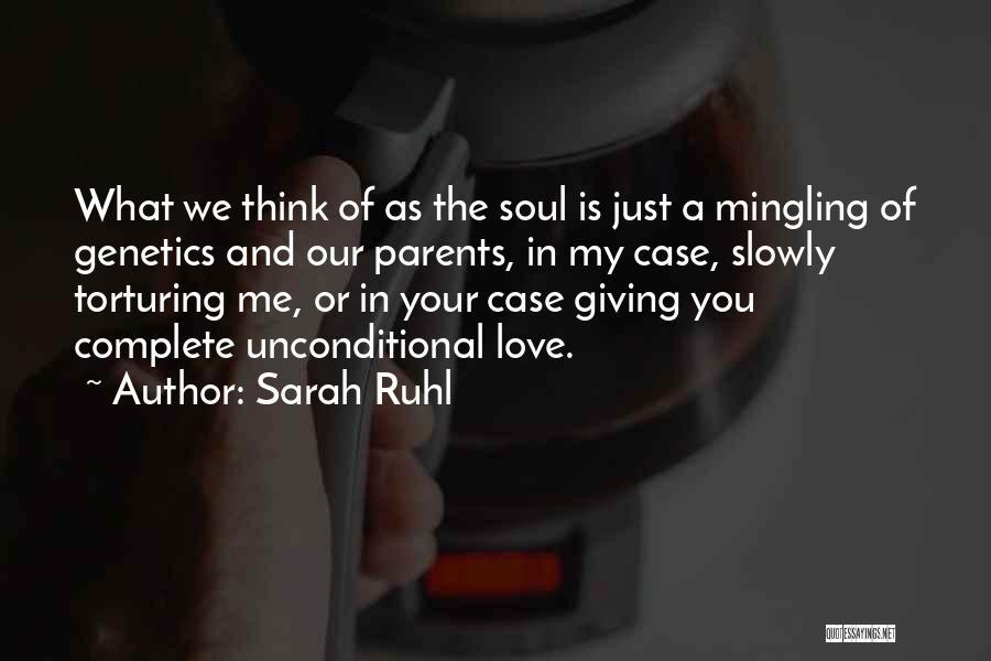Sarah Ruhl Quotes 1607582