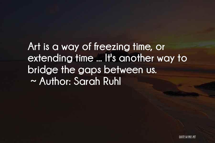 Sarah Ruhl Quotes 1727770
