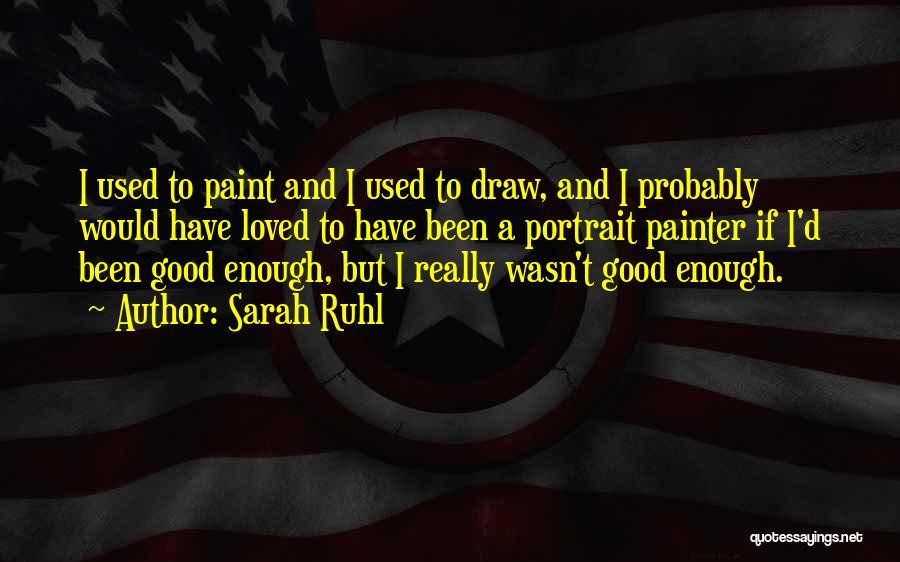 Sarah Ruhl Quotes 1755579